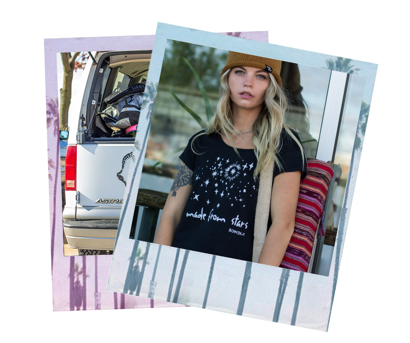 Bom Dia Threads Surf and Yoga Inspired Clothing