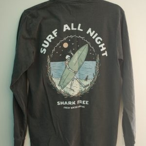 Great Lakes Surfing Long Sleeved